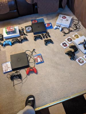 PS4/Xbox one s 1TB for Sale in Baltimore, MD