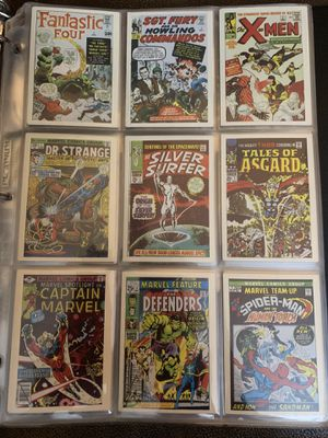 Vintage 1984 Marvel Superheroes 33 Card Lot - 1st Issue Collector's Cards 🔥🔥🔥 for Sale in Pendleton, IN