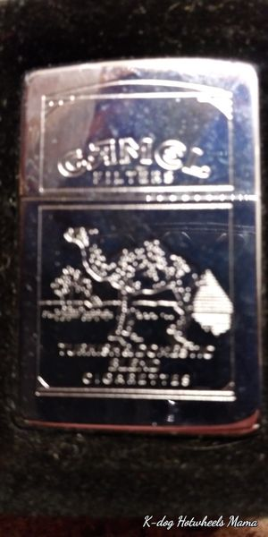 Camel filter silver etched camel Zippo lighter for Sale in Portland, OR