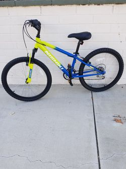 Nishiki mountain Bike Size Small 24 Youth Whheks 24 Speeds 21 for Sale in Arcadia,  CA
