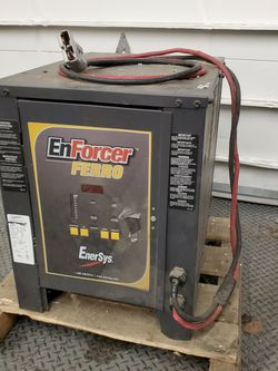 EnForcer FERRO ENERSYS Energy Forklift Charger EF1-18-550 for Sale in Happy Valley,  OR