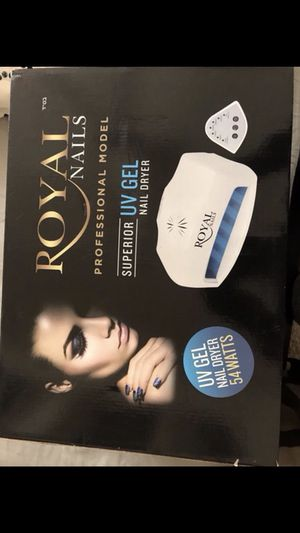 Gel nail dryer for Sale in Fairfax, VA