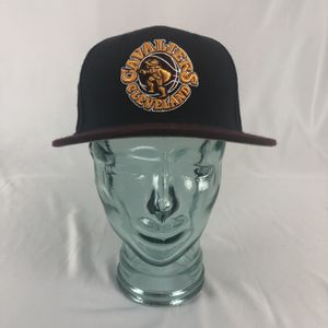 Cleveland Cavaliers NBA Retro Logo 47 Brand Snapback Hat Cap Eastern Conference for Sale in Orlando, FL