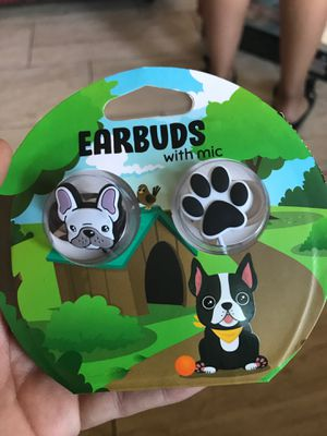 Brand new earbuds very cute🥰 for Sale in Fontana, CA
