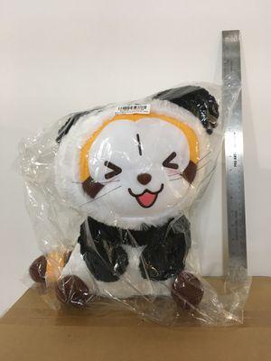 Panda rascal raccoon plushie for Sale in Milpitas, CA