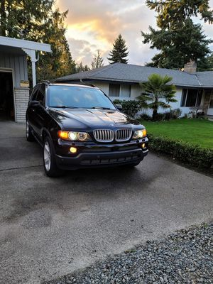 2005 BMW X5 4.4 v8 for Sale in Kent, WA