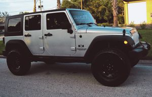 JEEP WRANGLER*2007* - RUNS LIKE NEW / GREAT ENGINE for Sale in Greensboro, NC