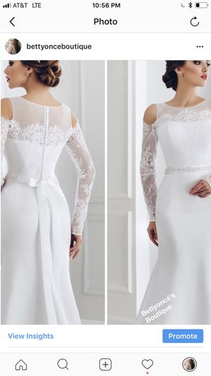Wedding dresse for Sale in Brockton, MA
