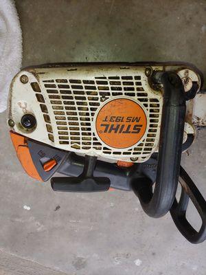 Stihl saw ms 193 t for Sale in Hudson, FL