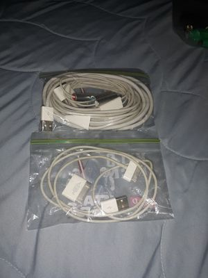 Apple Cords & Apple Nike Dongle for Sale in Minneapolis, MN