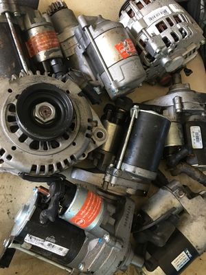 Starters and alternators for Sale in Orlando, FL