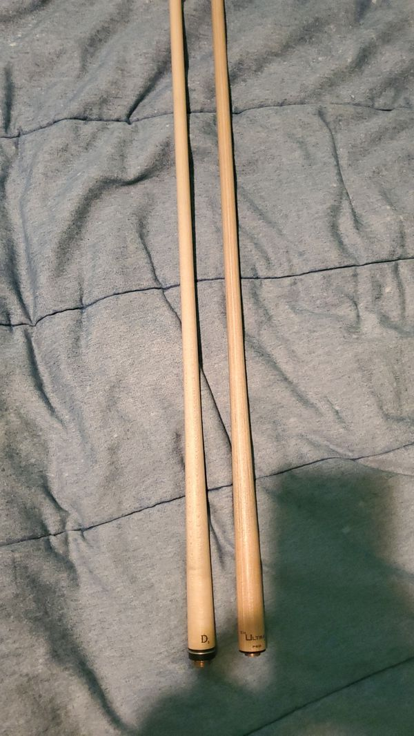 One is dominator shaft for 95 and theother is jacoby shaft. At 90