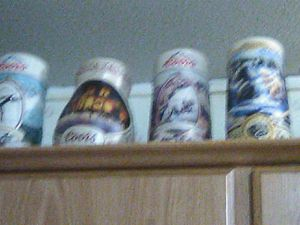 Coors Stein's for Sale in Klamath Falls, OR