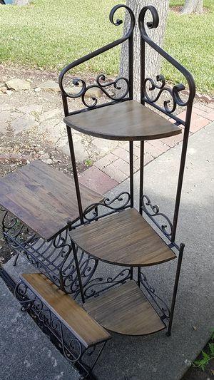 End table / corner shelf / wall shelf for Sale in Austin, TX