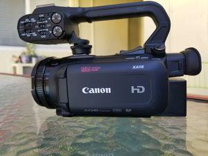 Canon xa15 professional camcorder for Sale in Miami Beach, FL