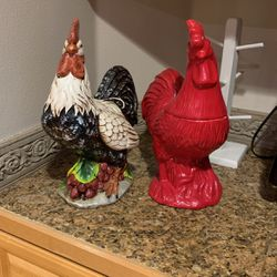 Chicken Cookie Jar Decor for Sale in Tacoma,  WA