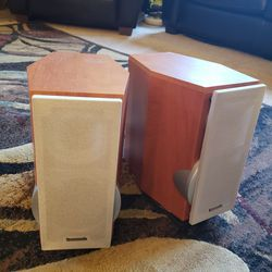 Panasonic SC-DP1 100W speakers ONLY (50W each) for Sale in Portland,  OR