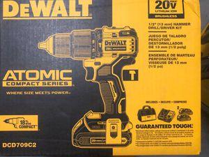 New set DeWALT hammer drill kit for Sale in Orlando, FL