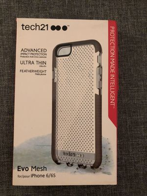 Tech 21 mesh iPhone case 6/6s size $10 for Sale in San Diego, CA