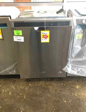 Whirlpool Stainless Steel Dishwasher 💲💲 529 for Sale in Irving, TX