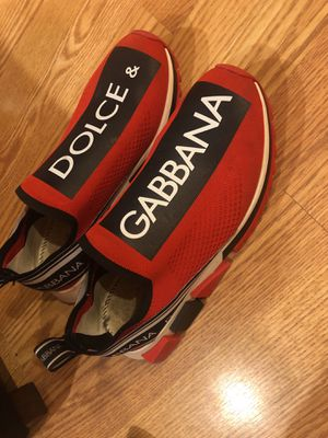Dolce and Gabbana Sneakers for Sale in Fort Washington, MD