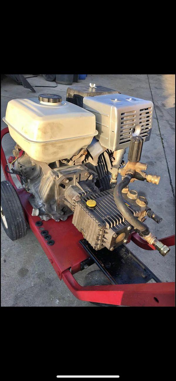 Power Washer 4000psi 3.8 GPM Honda engine GX 390 13 HP