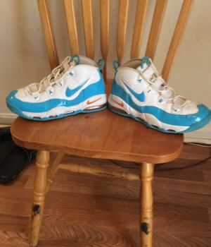 Nike Uptempo,size 10 for Sale in Williamsburg, OH