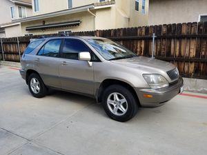 2000 Lexus Rx300 Clean Title for Sale in El Cajon, CA