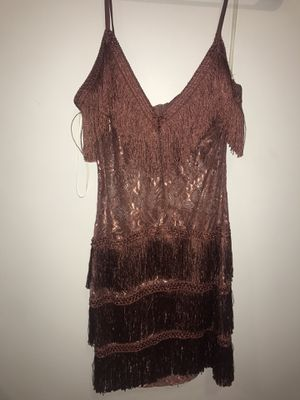 Fringe akira dress for Sale in Bedford Park, IL
