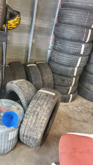 Gently used tires for Sale in Staunton, VA