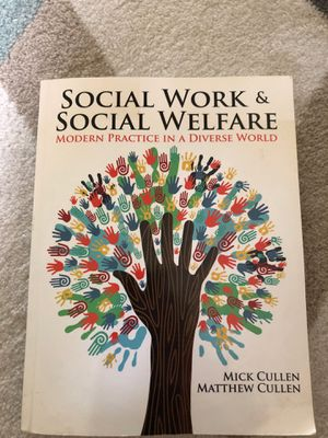 Social Work And Social Welfare Textbook for Sale in Normal, IL