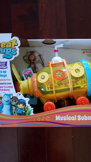 New kids toy MUSICAL SUBMARINE for Sale in Massillon, OH