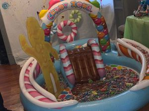 Candy land pool and candy land men for Sale in Philadelphia, PA