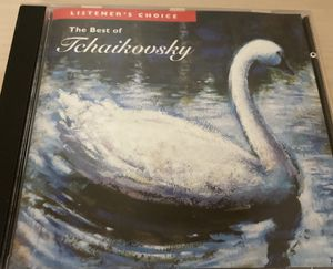 CD THE BEST OF TCHAIKOVSKY for Sale in New Britain, CT