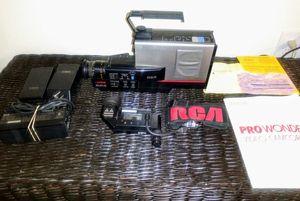 Vintage RCA VHS Camcorder for Sale in Phoenix, AZ