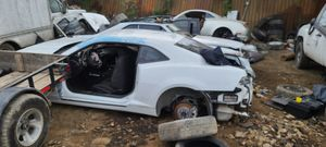 2015 Chevy camaro parts rear-end only for Sale in Dallas, TX