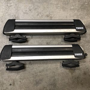 Thule And Yakima Snowboard Tray for Sale in Roseville, CA