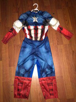 Captain America Costume for Sale in West Palm Beach,  FL