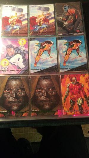 1993 Marvel collector cards for Sale in San Antonio, TX