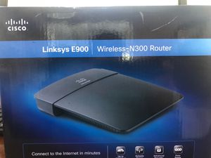 Linksys E900 - wireless Router for Sale in Sterling, VA