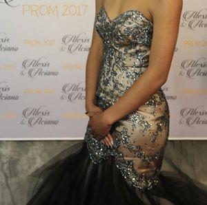 Embellished Prom Dress for Sale in Hampton, VA