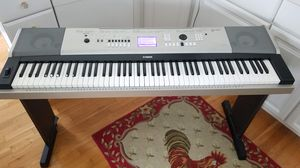 Yamaha YPG-535 88-Note Portable Grand Keyboard for Sale in Columbus, OH