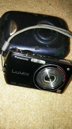 Panasonic Lumix DMC-FX75 Digital Camera for Sale in Plymouth, CT