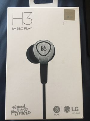 Beoplay H3 earbuds for Sale in Hutto, TX