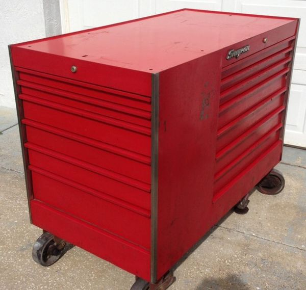 Snap-On Vintage Tool Box For Sale In Chino, CA