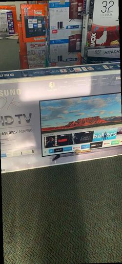 "SAMSUNG 65"" UHD TV 6 SERIES 44V4 for Sale in Fort Worth,  TX"