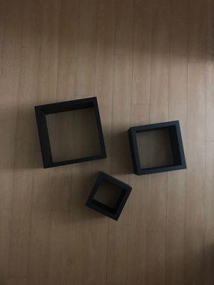 Black Wall Shelves for Sale in Orlando, FL