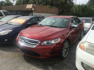 2010 ford taurus limited for Sale in Tampa, FL