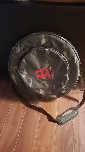 Meinl camo cymbal bag for Sale in Norfolk, VA