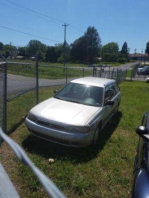 97 Subaru Legacy L - Automatic for Sale in Morganton, NC